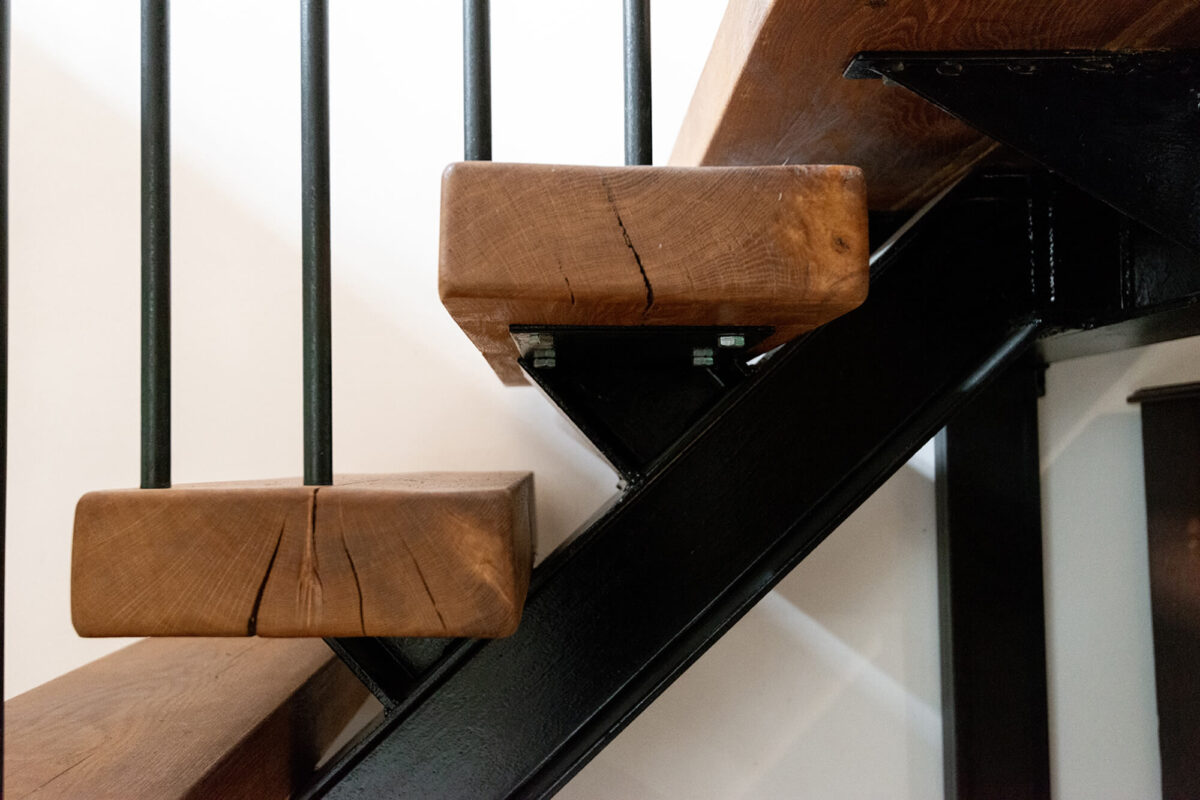 Character Oak Stairs